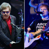Direct from Hollywood: How Did Elton John and Ed Sheeran Team Up for Their Grammy Performance?