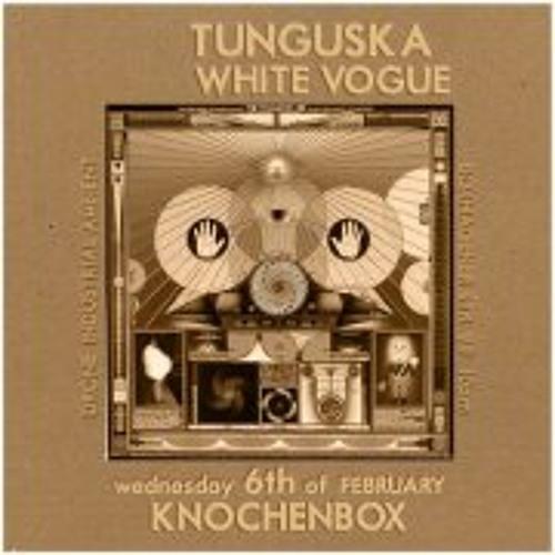 WHITE VOGUE feat. LAFIDKI - live excerpts @ KnochenBox (2013)