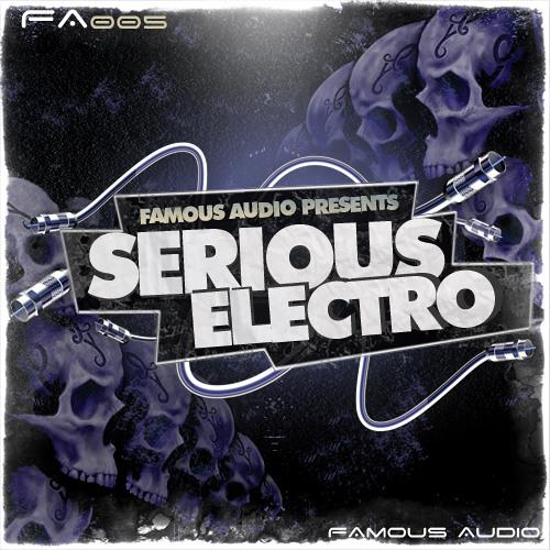 FA005 - Serious Electro Sample Pack Demo