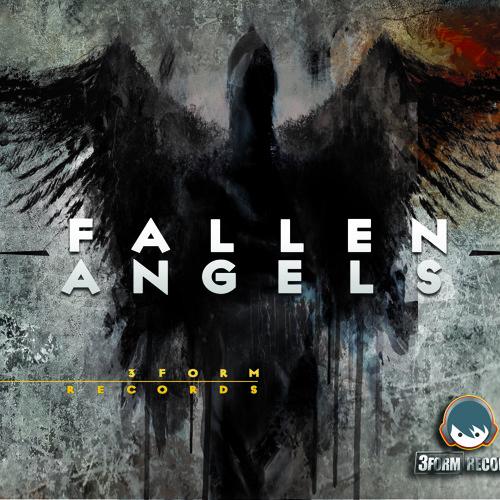 Darwin & 3Star - Radiated - Fallen Angel - 2 x CD Album