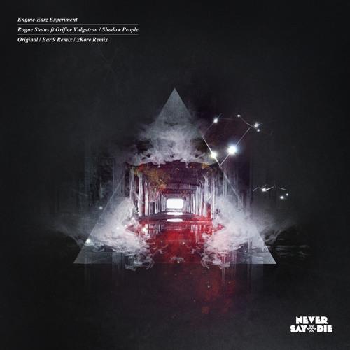 Rogue Status by Engine-Earz Experiment ft. Orifice Vulgatron (Bar9 Remix) - Dubstep.NET Premiere
