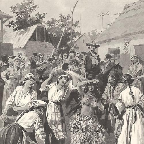 beznă - Trece-o paparuda (cu Surorile Osoianu)