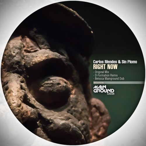 Carlos Mendes & Sin Plomo -Right Now - D-Formation Remix - Out Feb 25