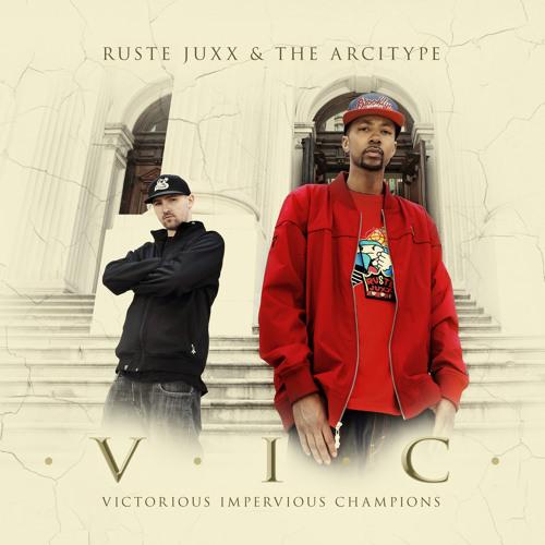 Ruste Juxx & The Arcitype - Stand Strong (feat. Sarah Miller)