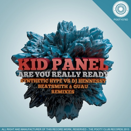 Kid Panel - The last trip (Guau remix)[The Pooty Club Records] preview