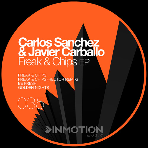 Carlos Sanchez & Javier Carballo - Be Fresh (Original Mix)