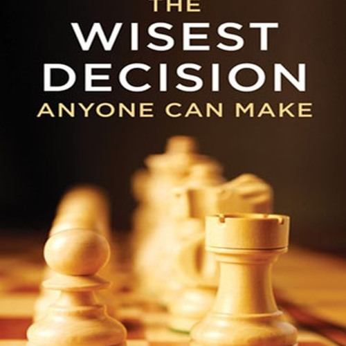 The Wisest Decision Anyone Can Make (Audio Outreach Tract)
