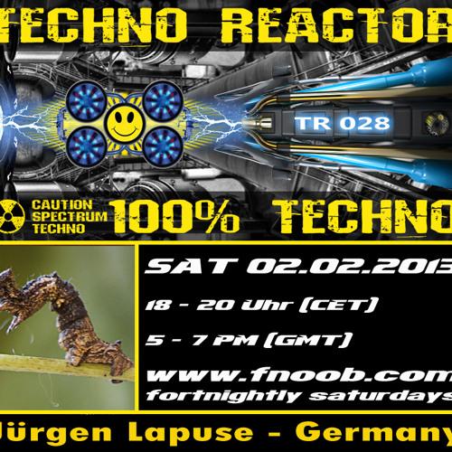 02-02-2013-Juergen-Lapuse-JL-TR-028-Techno-Reactor