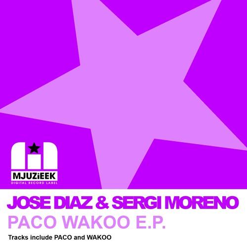 OUT NIOW! Jose Diaz & Sergi Moreno - Paco (Original Mix)