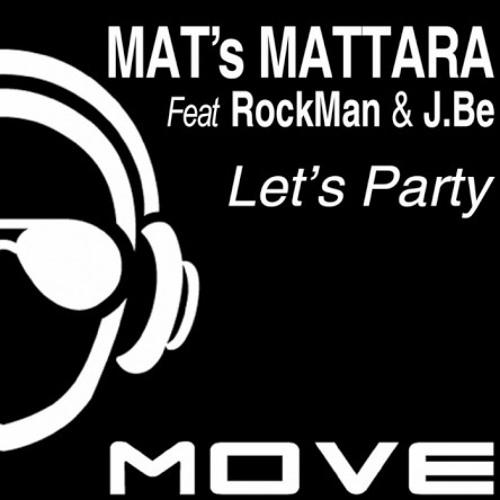 Mats Mattara - Lets Party (Kl0uD 9 Remix)