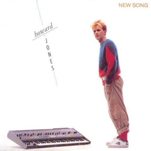 New Song - Howard Jones - Jonesian Moombastep edit