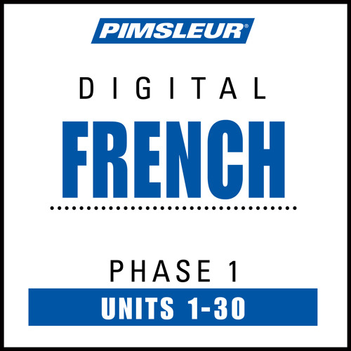 French 1 Free Lesson from Pimsleur