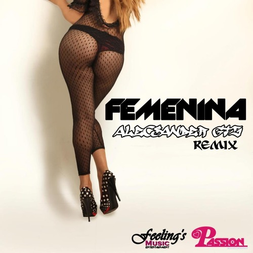 N.P Ft Anubis - Femenina ( Alecsander Gtz Drugs Remix ) Preview.