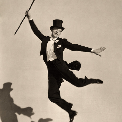 Watching Fred Astaire