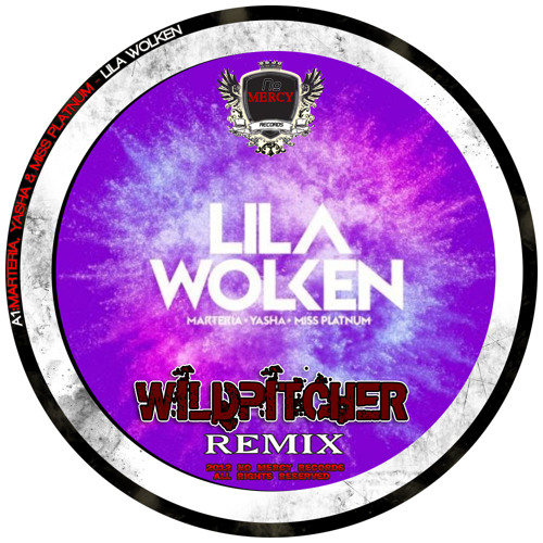 [FREE TRACK] Marteria, & Miss Platnum - Lila Wolken  (WILDPITCHER RMX.)