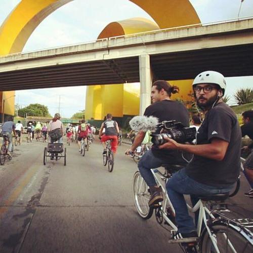 Al Jazeera, bicicletas y Guadalajara