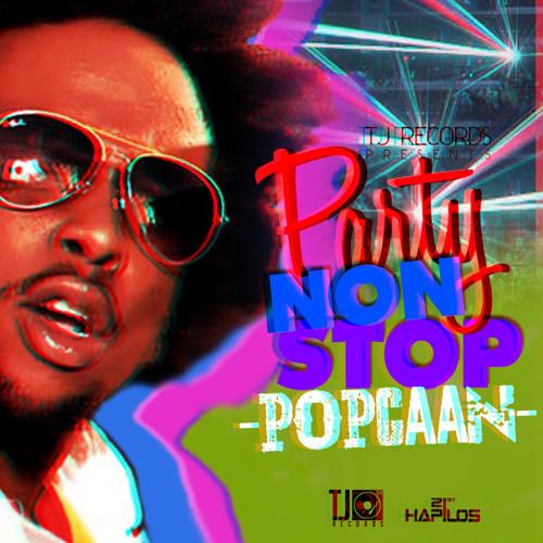 POPCAAN - PARTY NON STOP - TJ RECORDS