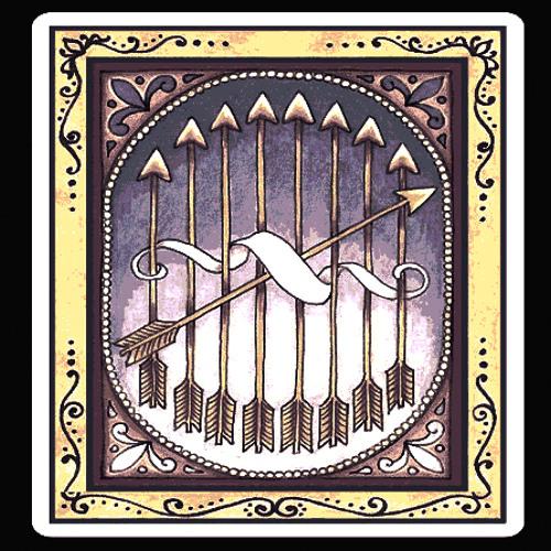 Nine of Arrows