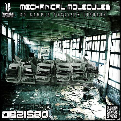 Desiseq - Mechanical Molecules Sound Design SFX Library (Demo Composition)