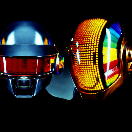 Daft Punk - Make Love (HLM Remix)