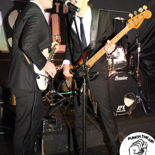 Teenage Kicks by Punch The Air (Live Wedding Party Band From Birmingham West Midlands)