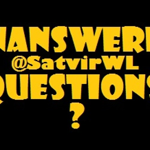 Unanswered Questions (Prod. By QMR)