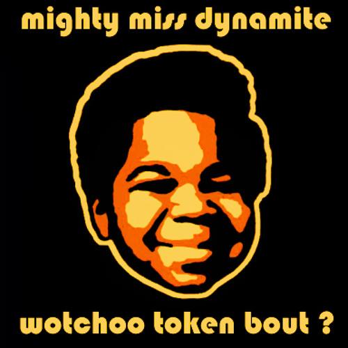 Miss Dynamite - Wotchoo token bout ? - Wellwellsound Remix