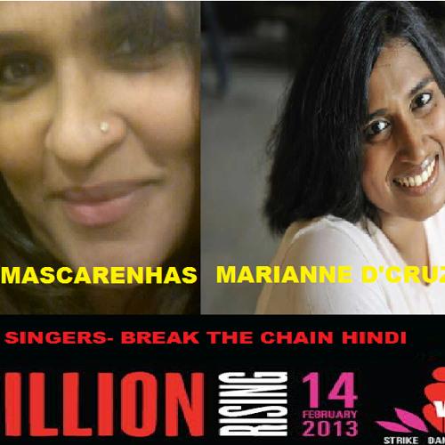One Billion Rising- Break the Chains  hindi