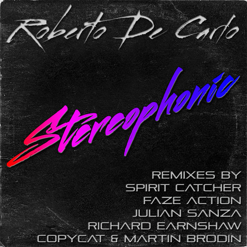 Spirit Catcher Phase Cancellation Mix - Roberto De Carlo 'Stereophonic'