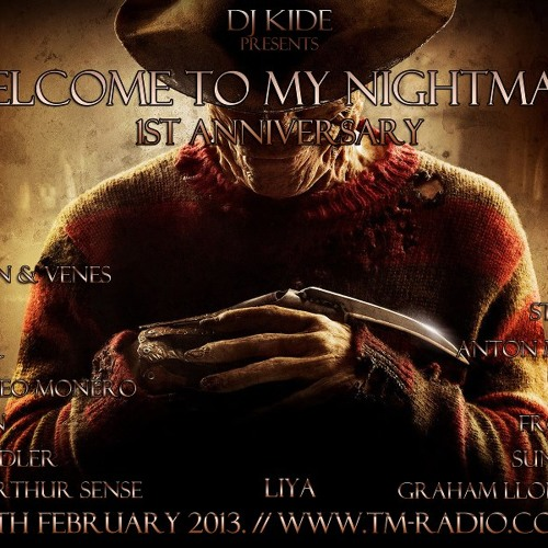 Giselle - Welcome To My Nightmare 1st Anniversary@tm-radio.com