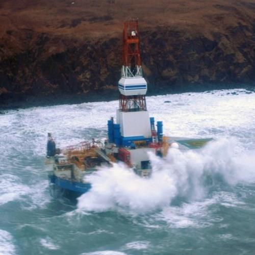 Sticky future of Arctic oil - talk at Visionary Arctic seminar, 8 February 2013