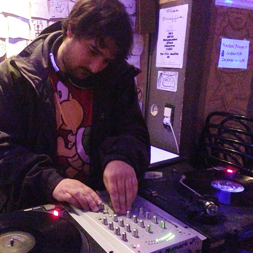 Mix Live@Mezcalito 07/02/2013 - The Max Power Story ~Spaguetti version~ D'oh !