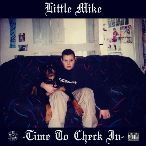 Bromance and Vibe present : 'Time To Check In' Mixtape by Little Mike