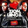 Tropimix - Zion Y Lennox Vol.1 - Dj Memo Junior Portada del disco