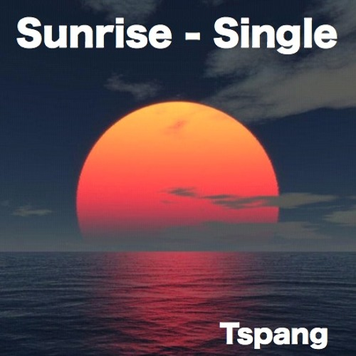 Tspang - Sunrise feat. Budo - Single