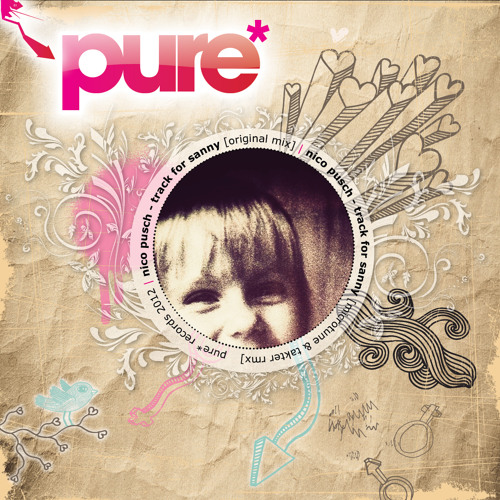 NICO PUSCH - TRACK FOR SANNY // pure* records