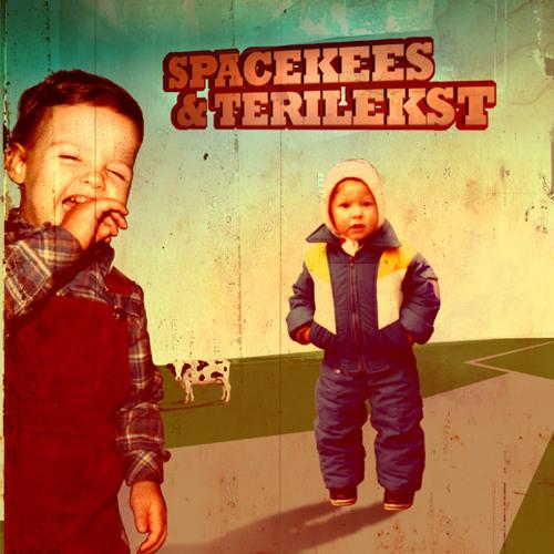 SpaceKees & Terilekst - Dikke Bult (Instrumentaal)