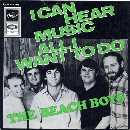 I Can Hear Music (Beach Boys Cover) (2013)