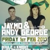 Steve Knight's 'Jaymo & Andy George Warm Up Mix' (Feb 2013)