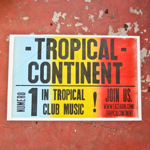 Tropical Continent Soundsystem