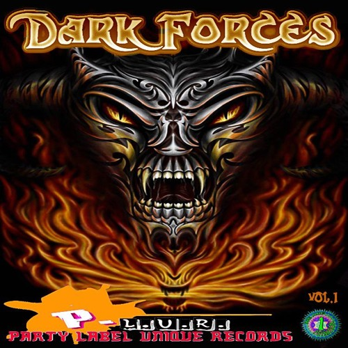 Darknesss - Encapsulation Of The Brain (180) V.A. Dark Forces Vol.1 (Compiled by P.L.U.R.)