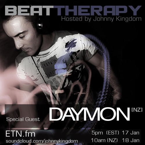 Daymon - Beat Therapy Guestmix (ETN.FM) January 2013