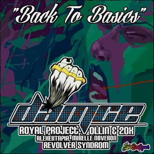 Damce - Back to Basics (Mirelle Noveron Remix) / (Juice Box Records) ***REMIX CONTEST WINNER***