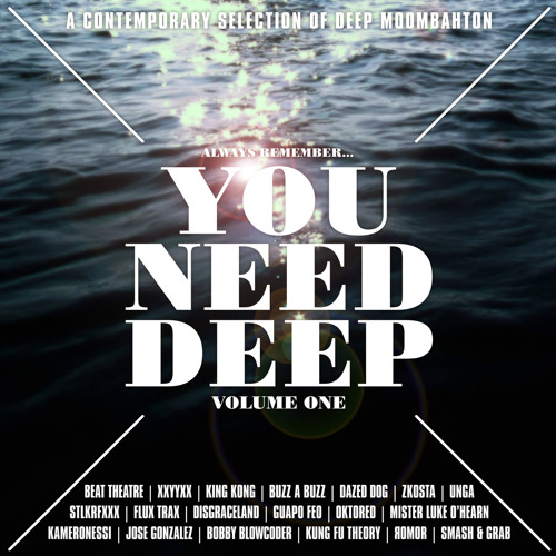 Mister Luke O'Hearn Presents 'You Need Deep' Volume 1 (Promo Mix)