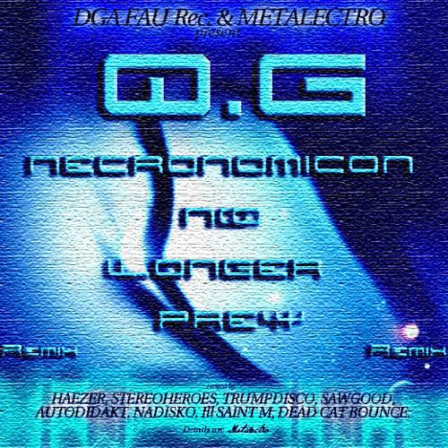 Q.G. - Necronomicon (No Longer Prey Remix) [FREE D/L]