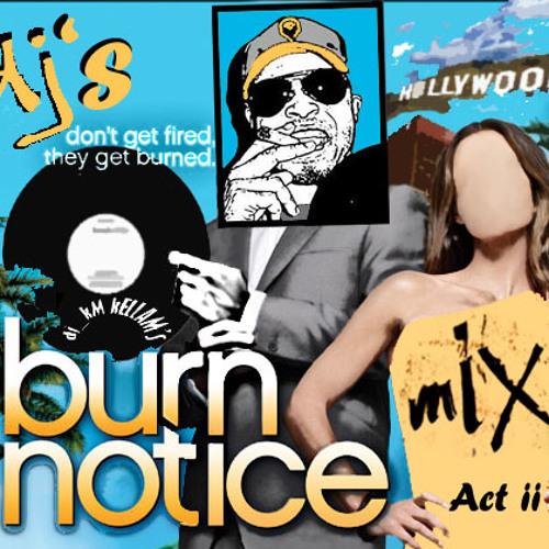 Burn Notice Mix - Act 2