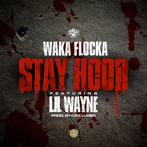 Stay Hood - Waka Flocka Flame (feat. Lil Wayne) (Download Link)