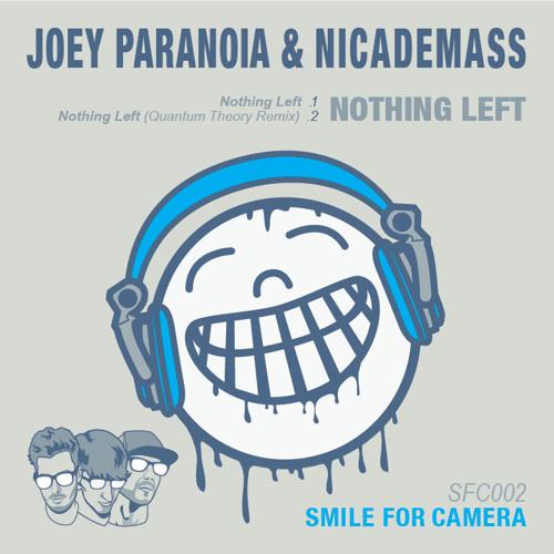 Nicademass & Joey Paranoia - Nothing Left (*FREE DL)