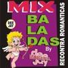 Mix Baladas Recontra Romanticas Español DJ Miguel 2013