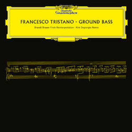 Francesco Tristano - Ground Bass (Brandt Brauer Frick Reinterpretation)